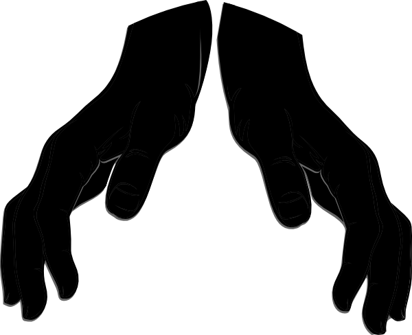 600x488 Giving Hands Clipart