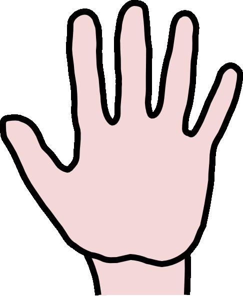486x597 Clip Art Of Hands