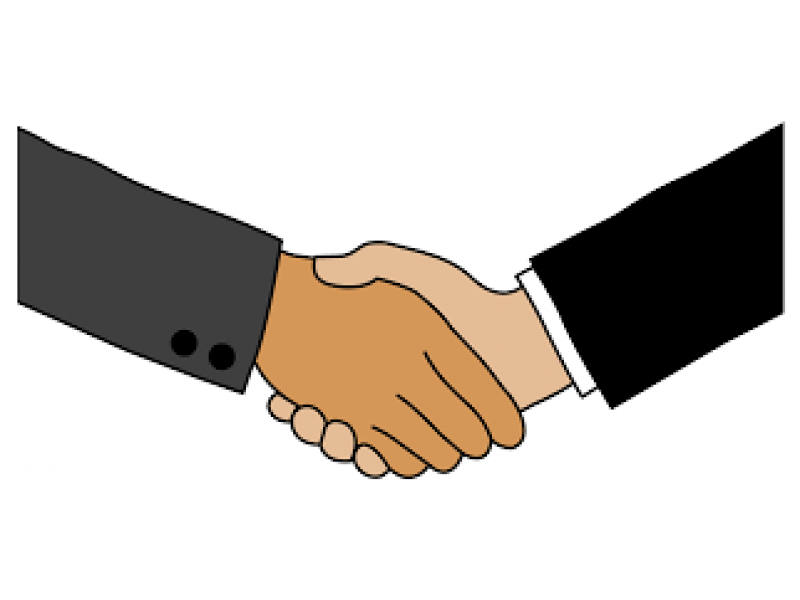 800x600 Shaking Hands (Or, The Hand Shake) New Port Richey, Fl Patch