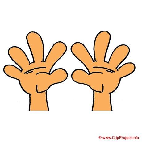 460x460 Clipart Of Hands