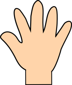 252x300 Clipart Of Hands Amp Look At Of Hands Clip Art Images