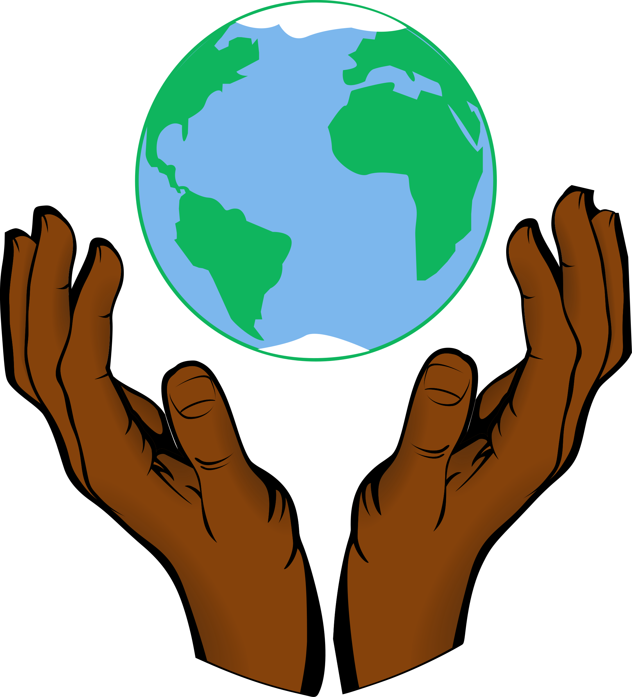 2175x2400 Earth In Hands Clipart Amp Earth In Hands Clip Art Images