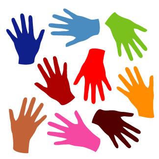 324x324 Hands Clip Art