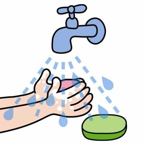 600x600 Pictures Of Washing Hands Clipart 101 Clip Art On Washing Hands