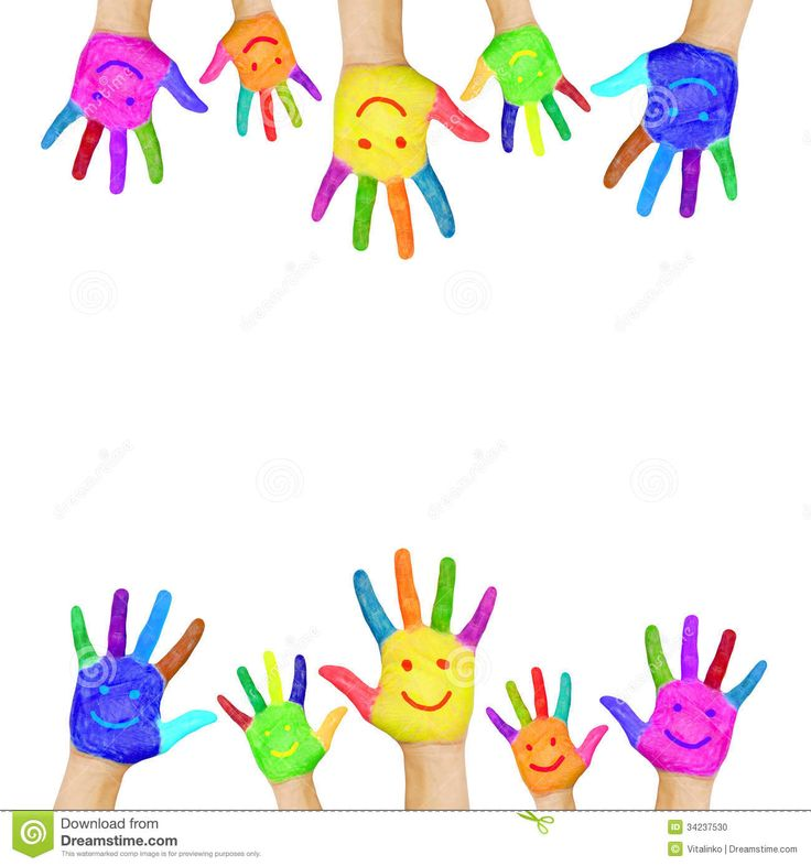 Hands Reaching Up Clipart