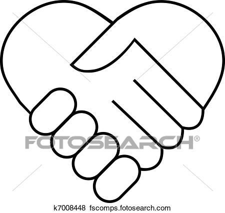 450x426 Handshake Clipart Royalty Free. 18,074 Handshake Clip Art Vector