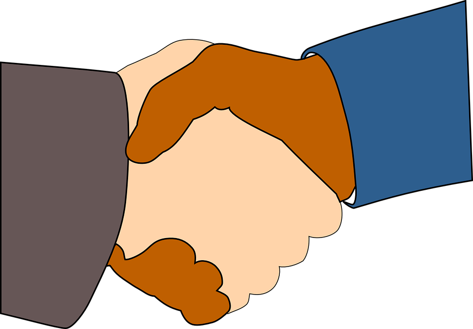 960x669 Handshake Clipart, Suggestions For Handshake Clipart, Download