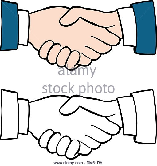 511x540 Shake Hands Clip Art Icon Stock Photos Amp Shake Hands Clip Art Icon
