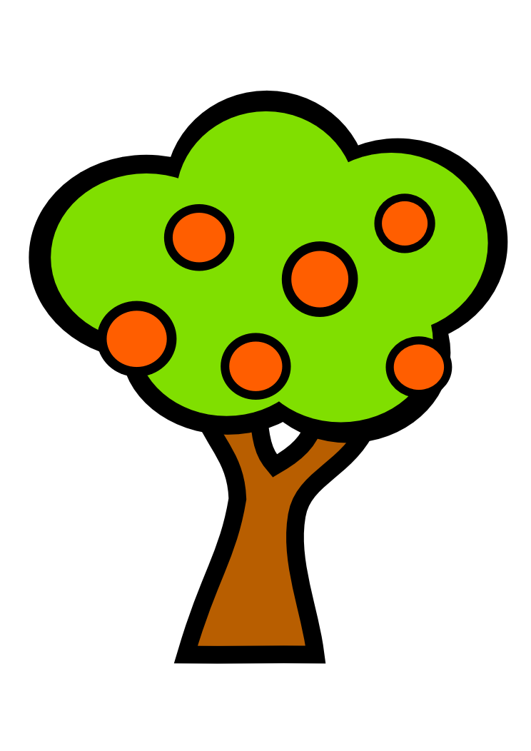 744x1052 Bio Clipart Low Hanging Fruit
