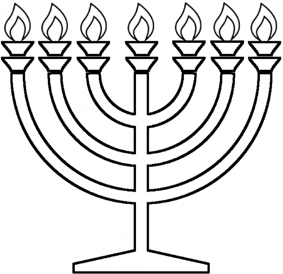 Collection of menorah clipart free download best menorah clipart