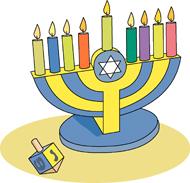 190x183 Free Hanukkah Clipart