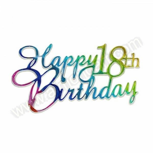 600x600 Graphics For Happy 18th Birthday Graphics