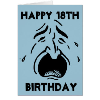 324x324 Happy 18th Birthday Cards, Photocards, Invitations Amp More