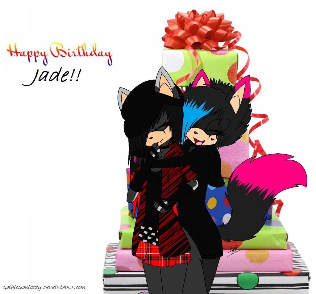 1024x955 Happy 18th Birthday Jade!! By Gothicsoulizzy
