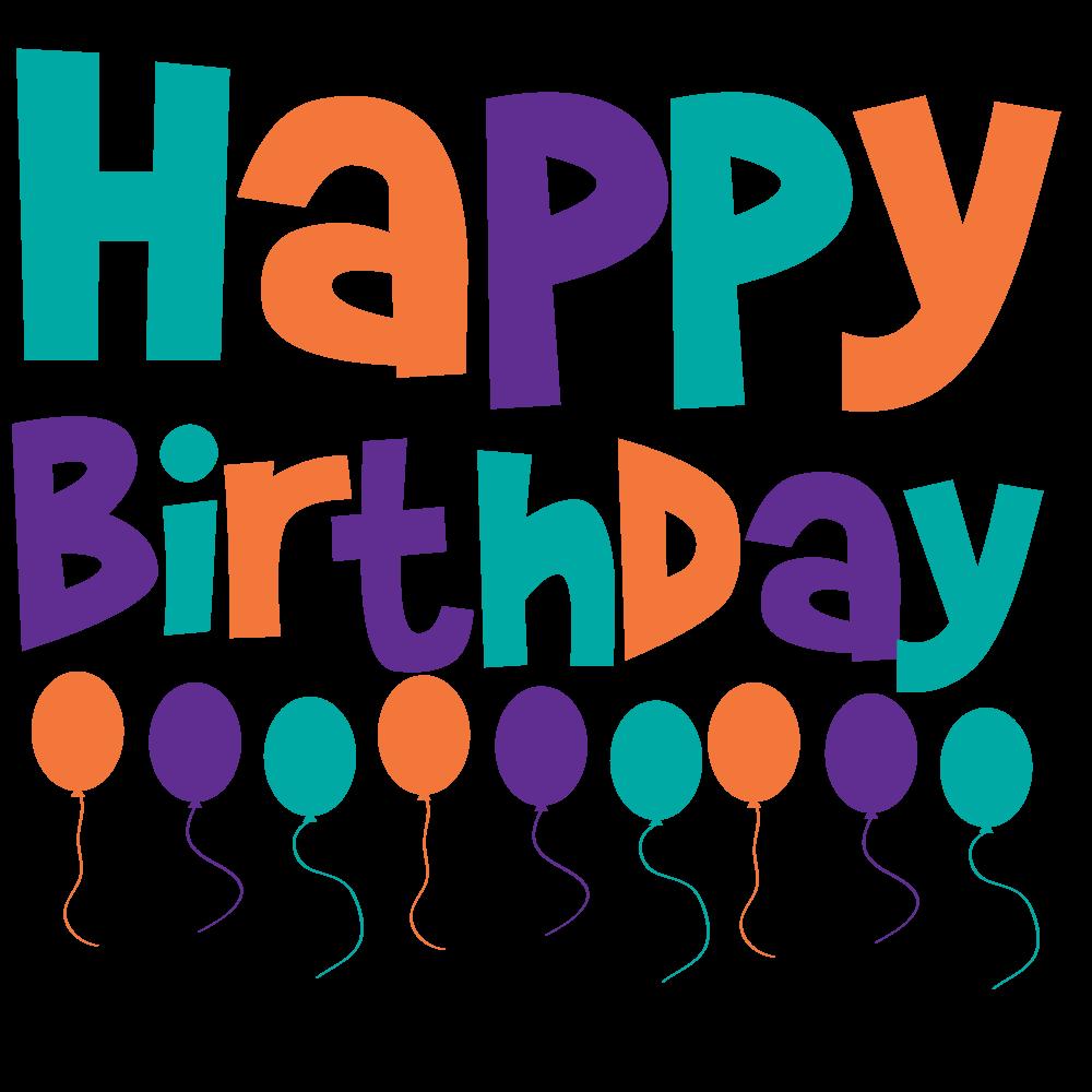 1000x1000 Happy 50th Birthday Clipart 2226484