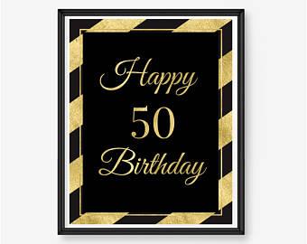 340x270 Happy 50th Birthday Etsy