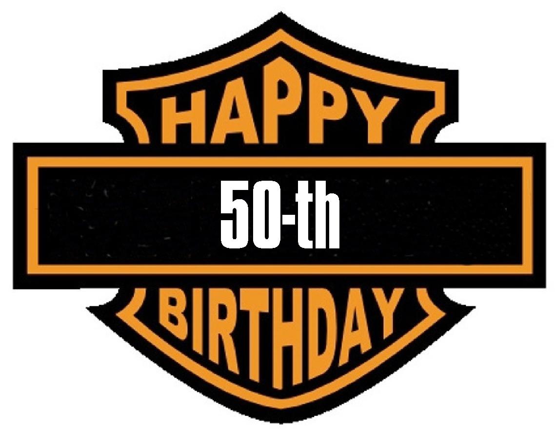 1138x891 Harley Davidson 50th Birthday In My Case 30th! Lol 50th Bday