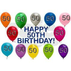 236x236 Keep Calm And Happy 50th Birthday!