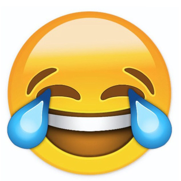 634x634 Face With Tears Of Joy' Revealed As World's Most Popular Emoji