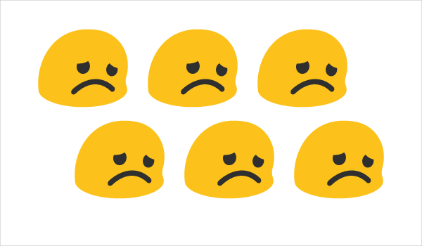 600x350 Express You Sadness With This Fabulous Sad Emojis Free