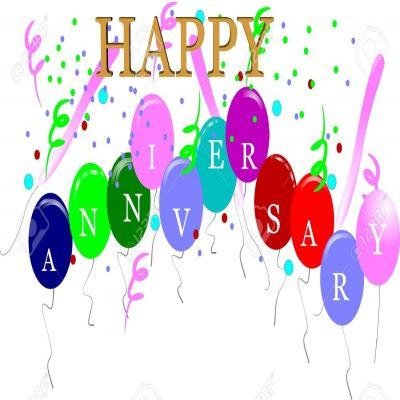400x400 Free Happy Anniversary Clip Art 3