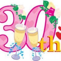 200x200 Clipart For Wedding Anniversary