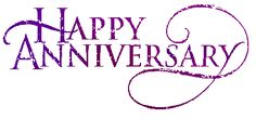 236x110 Animated Happy Anniversary Clipart
