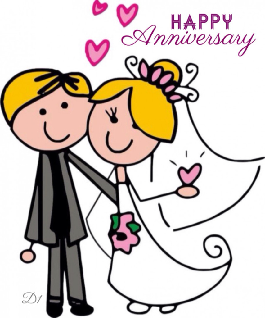 854x1024 Download Happy Anniversary Animated Clip Art Imagesgreeting.website