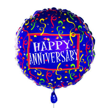 350x350 Happy Anniversary Animated Clip Art