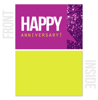 325x330 Happy Work Anniversary Cards