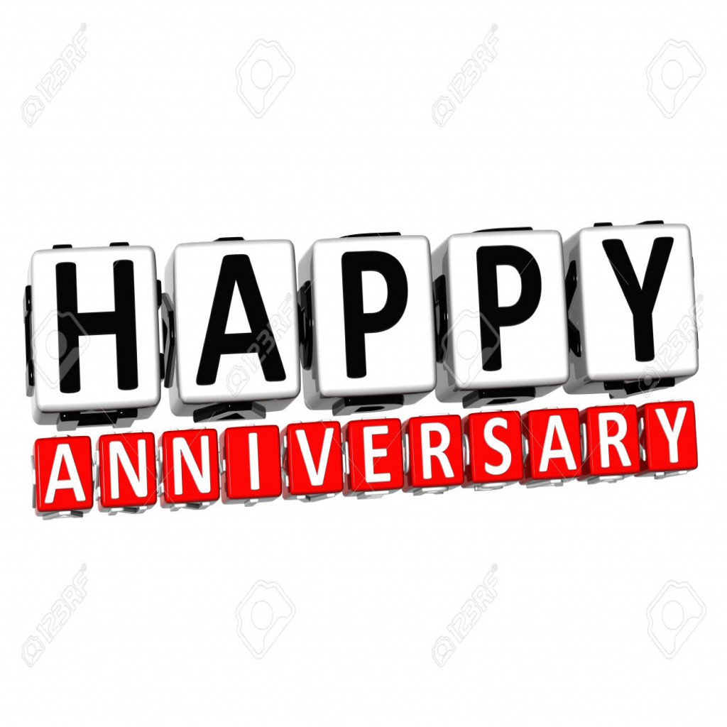 1024x1024 Lovely Happy Anniversary Bubble Letters
