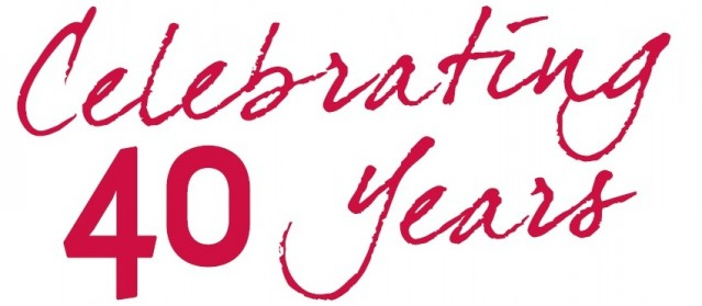 639x279 Happy 40th Anniversary Clipart