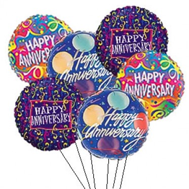 373x373 Image Gallery Happy Work Anniversary Balloons