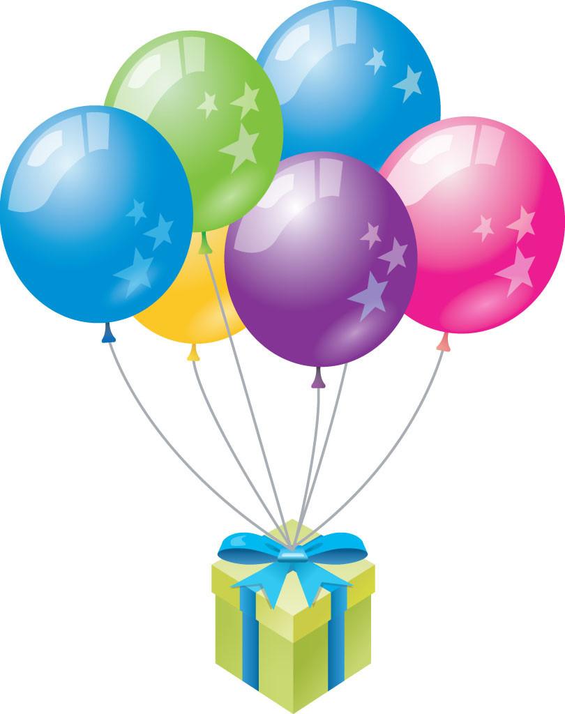 810x1024 Happy Birthday Balloon Images