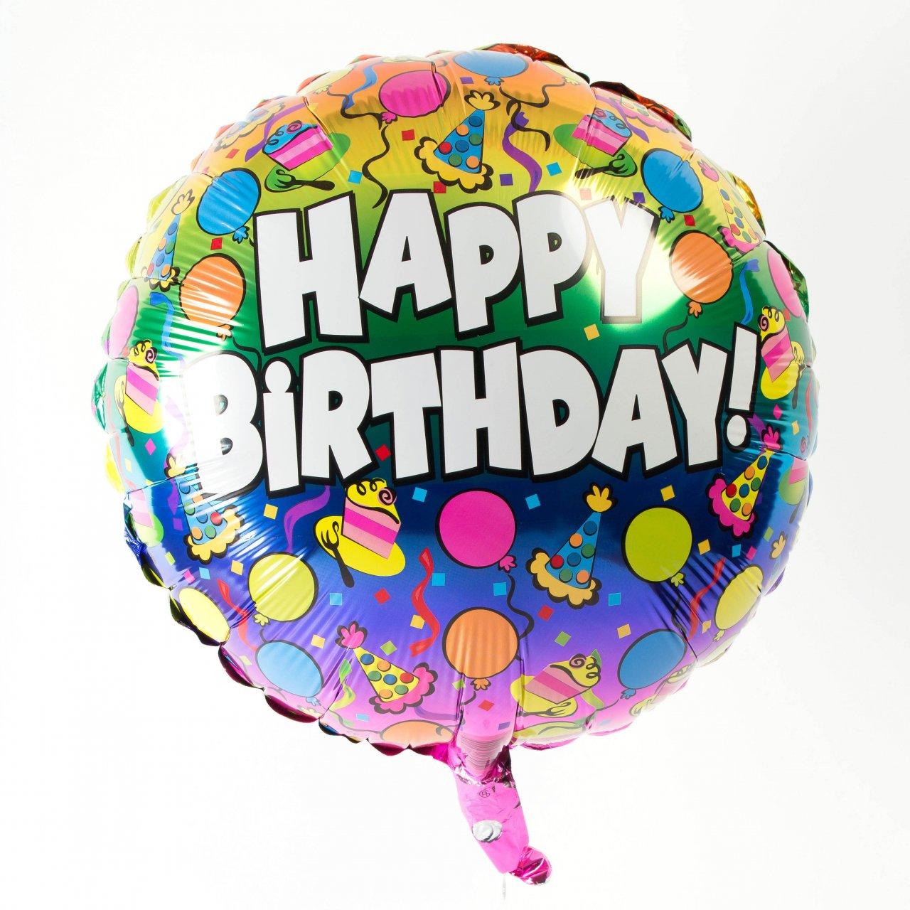 1280x1280 Happy Birthday Balloon North Flowers