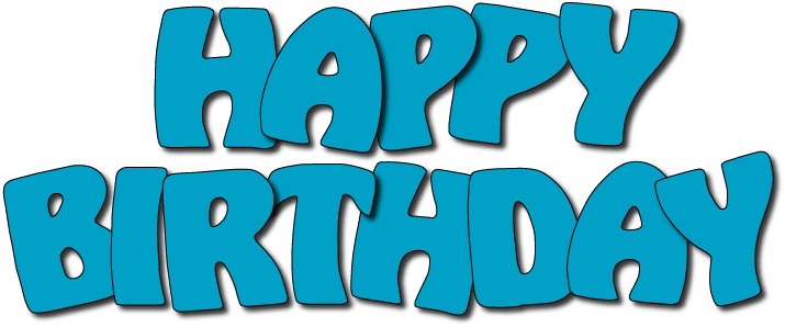 715x298 Happy Birthday Banner Clip Art And Printable