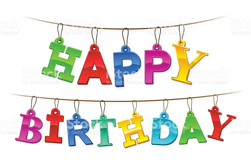 1024x682 Rainbow Clipart Happy Birthday
