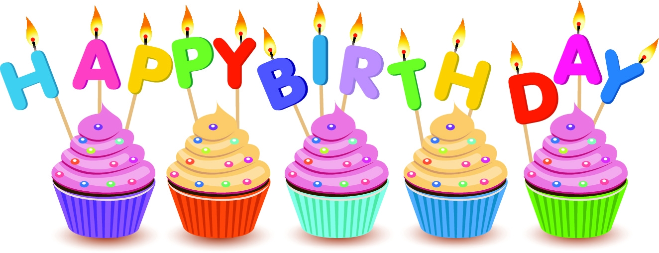 1324x508 Birthday Banners Cliparts