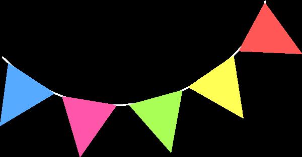 600x313 Birthday Banner Clip Art