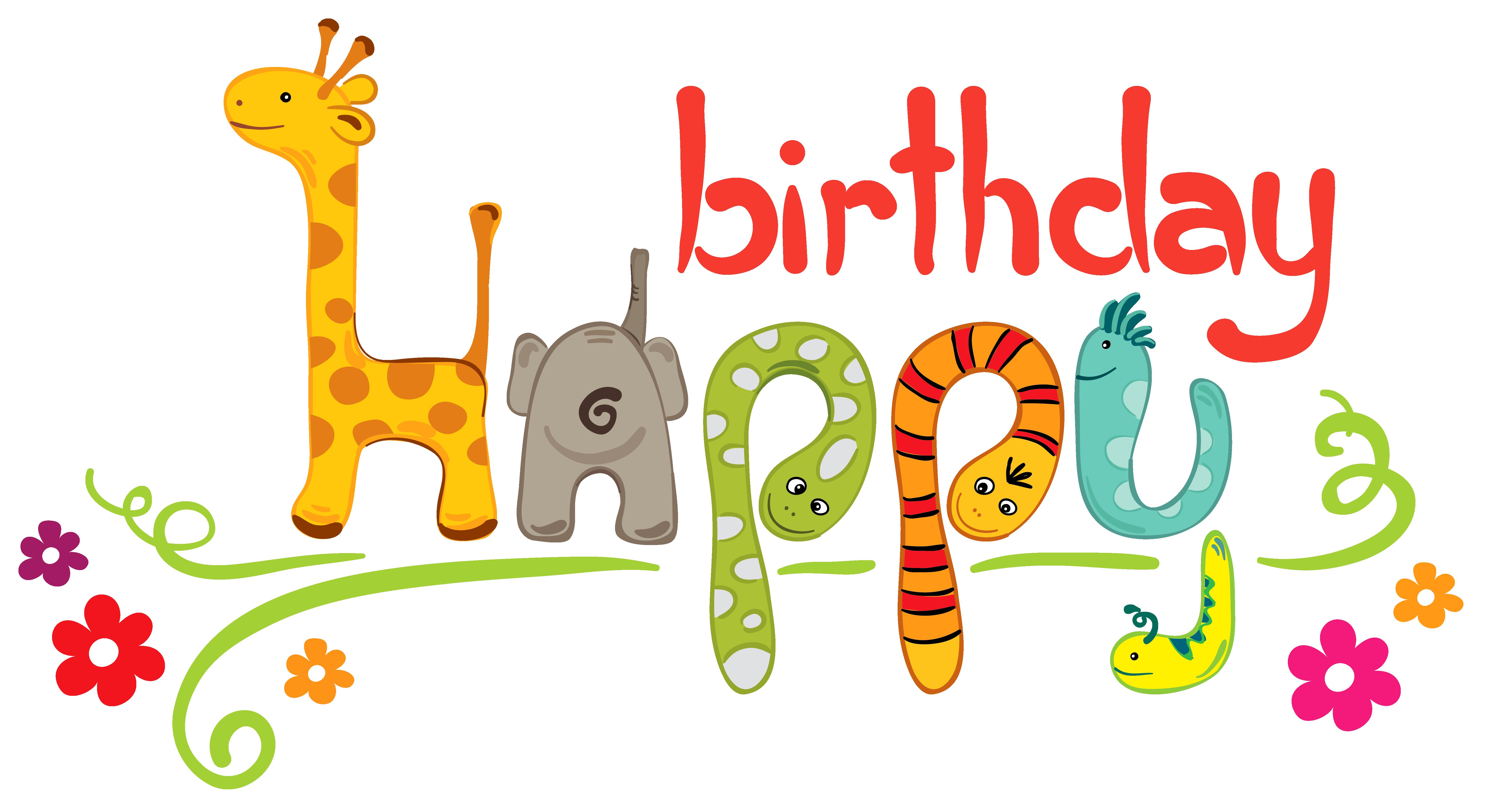 6292x3431 Cute Happy Birthday Kids Png Clipartu200b Gallery Yopriceville