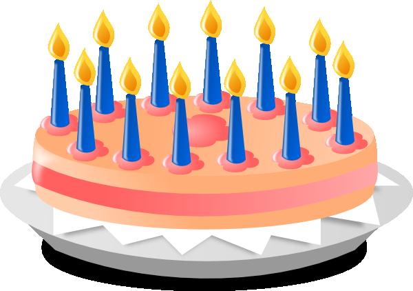 Happy Birthday Cake Clipart Free Download Best Happy Birthday Cake