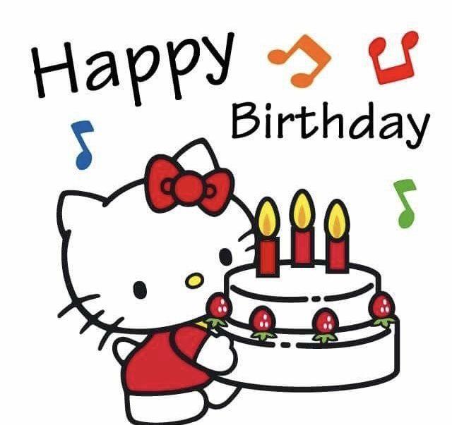 640x603 666 Best Happy Birthday Images 1940s 1960s