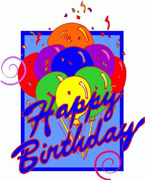 Happy Birthday Clipart Funny