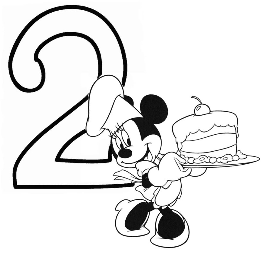 900x883 holiday coloring pages happy birthday mickey mouse coloring - Birthday Coloring Sheets