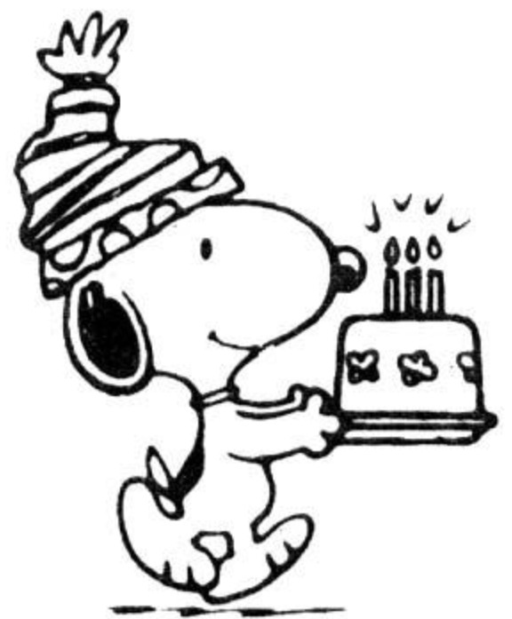 Happy Birthday Coloring Pages   Free download best Happy Birthday ...