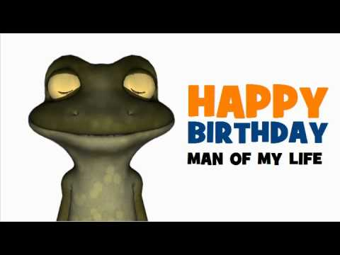 480x360 Happy Birthday Man Of My Life