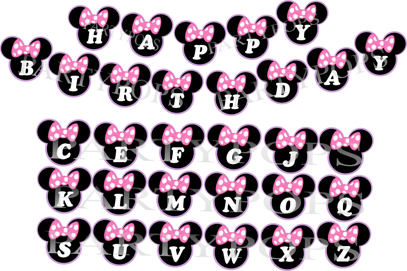 1321x881 Minnie Mouse Banner Minnie Mouse Bow Tique Minnie Mouse