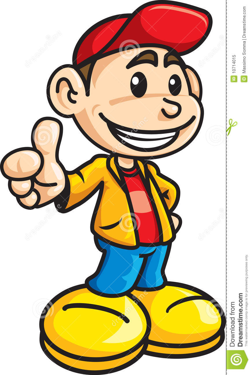 872x1300 Happy Boy Thumbs Up Clipart