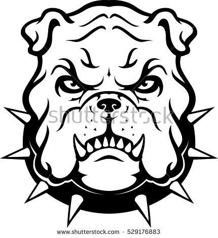 430x470 Chic And Creative Bulldog Clipart Happy Free Images Clipartix 3