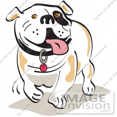 450x450 Cute Bulldog Puppy Clipart Clipart Panda